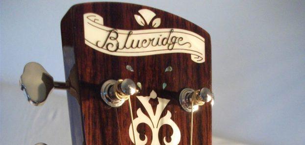 ... und einer Blueridge BR 43