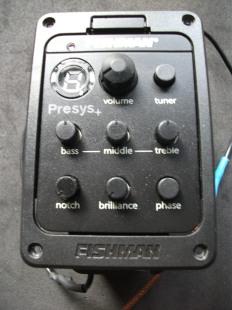 Fishman Presys+